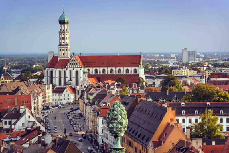 augsburg_germany_skyline