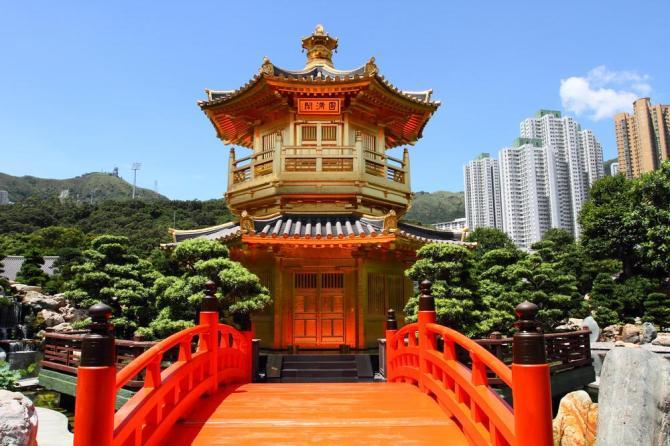 china-hong-kong-chi-lin-nunnery-red-bridge