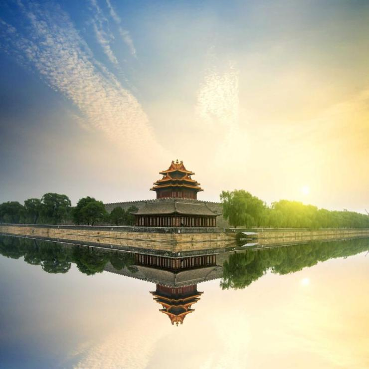 china_beijing_chinese_forbidden_city_at_the_palace_river_turret