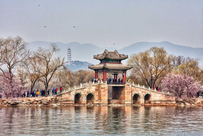 china_beijing_tour_summer_palace_in_spring
