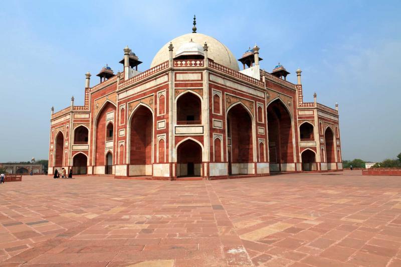 india_delhi_humayun_mausoleum