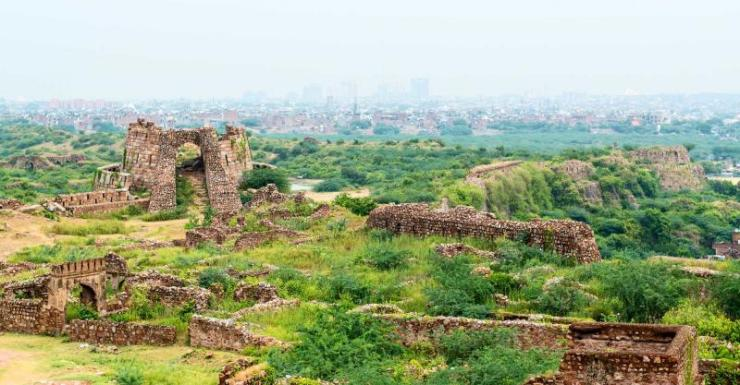 india_delhi_ruins_of_tughlaqabad_fort_in_delhi