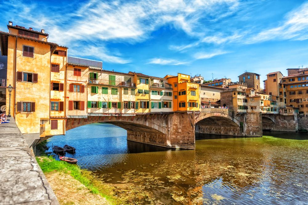italy-florence-ponte-vecchioshutterstock