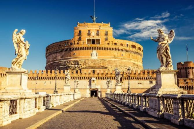 italy_rome_saint_angel_castle_and_bridge_over_the_tiber_river_in_rome