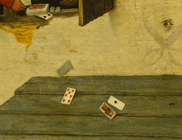 Pieter-Bruegel-Netherlandish-Tales-Dutch-Proverbs-detail-15