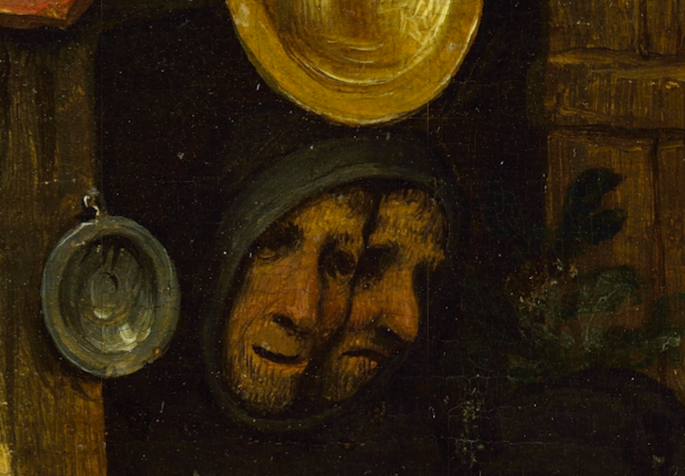 Pieter-Bruegel-Netherlandish-Tales-Dutch-Proverbs-detail-23