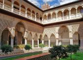 real_alcazar_of_seville_patio_of_the_maidens