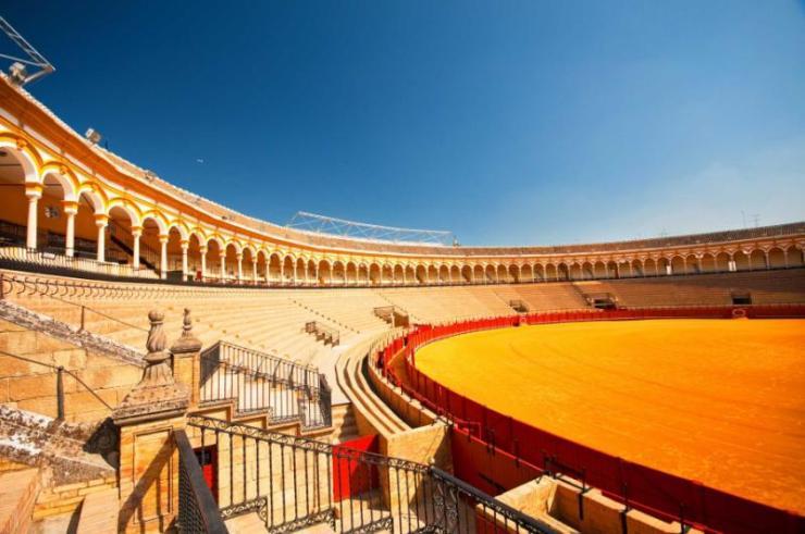 the_bull_arena_of_seville_spain