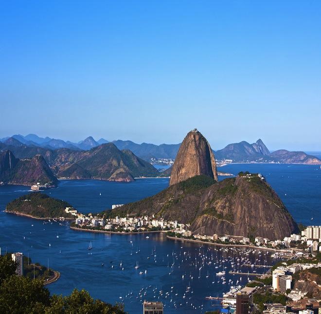 5-_Brazil_Rio_de_Janeiro_tour_Aerial_View_of_Botafogo_and_the_Sugar_Loaf