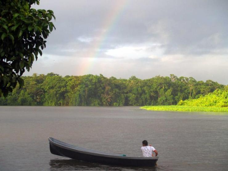 costa_rica_tortuguero_rainbow_-_looking_south-west_along_main_channel_from_the_public_dock_at_costa_ricas_famos_ecological_preserve