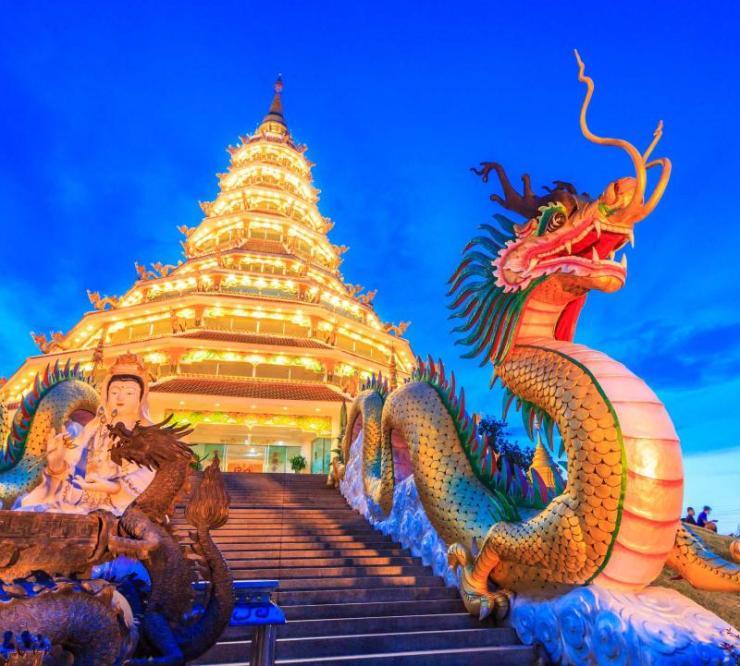 thailand_chinese_temple_wat_hyua_pla_kang_chiang_rai