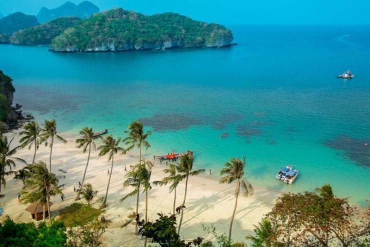 thailandkohsamuiangthongnationalmarinepark